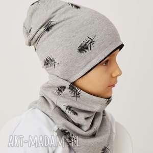 Prezent KOMPLET czapka , czapka, komin, dziecko, zima, komplet, prezent