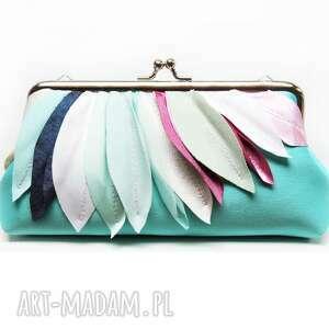 colourfull - kopertówka, prezent, ślubna, torebka