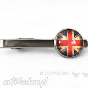 Brytyjska flaga - Spinka do krawata, flaga, uk, brytyjska, spinka, londyn