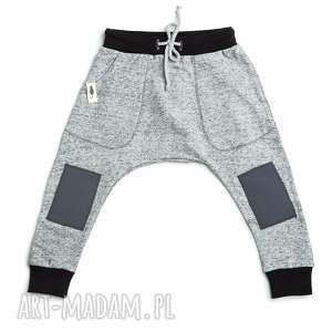 Baggy gray cudi kids baggy, spodnie, łaty, dziecko, wiosna,