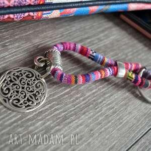 breloki brelok boho masayas orient, do kluczy, cyna, etniczny styl