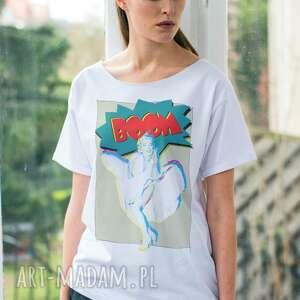 MARILYN POPART Oversize T-shirt, oversize
