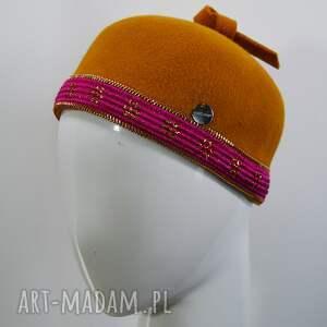hand made czapki turecki kapelusz