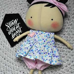 ręcznie zrobione lalki ukochana lala