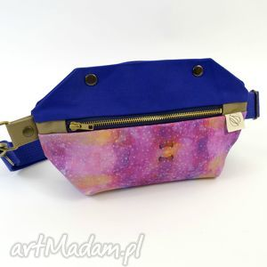 hand-made nerki torba na biodro kosmos no. 3