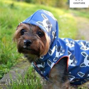 kurtka dla psa z softshell ubranko dla psa bluza dla psa ubranie dla psa - kurtka