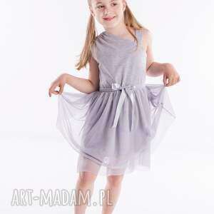 ubranka sukienka dsu06, dziewczęca, elegancka, stylowa, modna