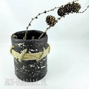 handmade ceramika pojemnik ceramiczny