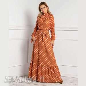 sukienki sukienka kalia maxi stivenia, maxi, rozkloszowana