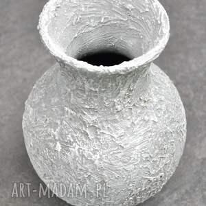 oldtree wazon archeo - medium, szarość, stere, old, etno, loft