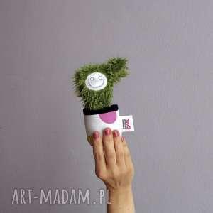 Prezent Kaktusica LUCY - na zamówienie, kaktus, doniczka, maskotka, ozdoba, dziecko