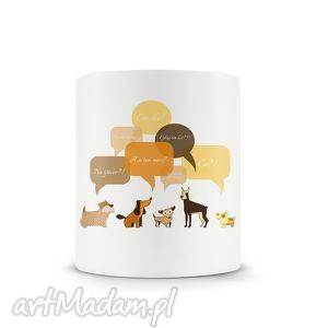 kubek - pieseły, kubek, psy, humor, prezent, psiarz dom, wyjątkowy