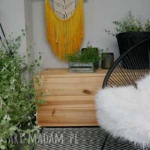 ręczne wykonanie dekoracje makrama