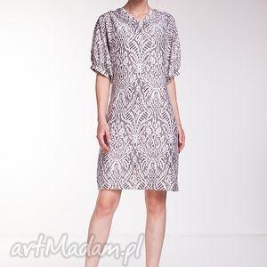 ręcznie zrobione sukienki sukienka fidelia