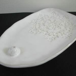 ręcznie zrobione dekoracje podstawka na kadzidełko