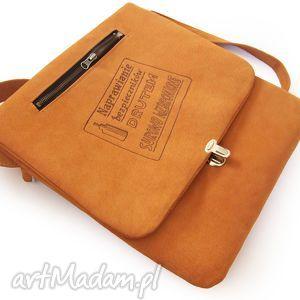 torba naprawianie bezpieczników drutem a4, bezpiecznik, skóra, naturalna