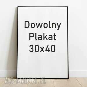 dowolny plakat 30x40, plakat, święta