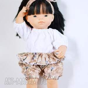 pokoik dziecka zestaw ubranek dla lalki typu paola reina, miniland, minikane