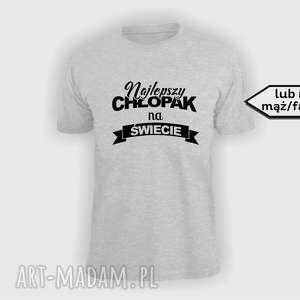 f43f503252a8 trendy koszulki - koszulka z nadrukiem dla chłopaka super faceta