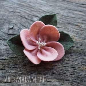 Momilio Art. Spinka do włosów kwiatek jesienny