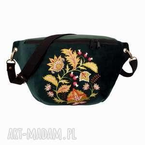 nerka xxl folk, folkowa, haft, vintage, saszetka, torebka