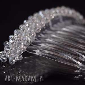 Kryształowy grzebyk, ozdoba, kryształ