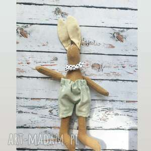 pan królik mini, przytulanka, prezent, dzień, dziecka, mała, królik