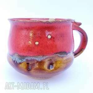 ceramika kubek jumbo viii, naczynie, kubek, użytkowe, unikatowe