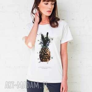 PINEAPPLE PAINTED T-shirt Oversize, oversize