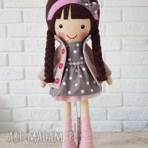 malowana lala magdalena, lalka, zabawka, przytulanka, prezent, dziecko