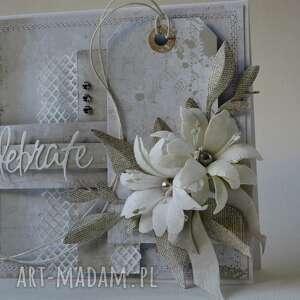 Ślubna elegancja - w pudełku, ślub, życzenia, gratulacje
