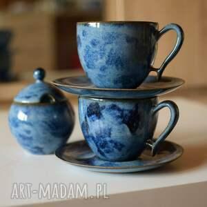 ceramika komplet ceramiczny do kawy, filiżanki ceramika, zestaw