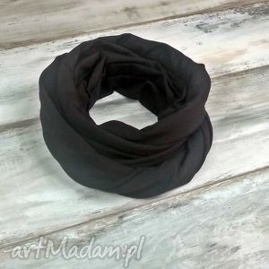 bukiet-pasji komin damski męski - bawełna, prezent, szalik