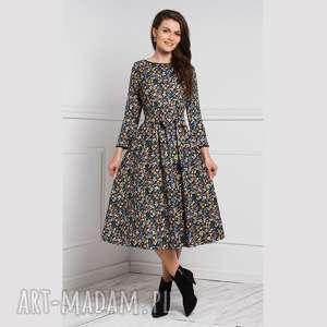 sukienki sukienka marie 3/4 midi brigitte