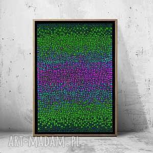 prezenty na święta, plakat 50x70cm, plakat, design, obraz, abstrakcja, dom dom