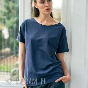 nature graphite oversize t-shirt, oversize, tshirt, grafit, bawełna, casual, moda