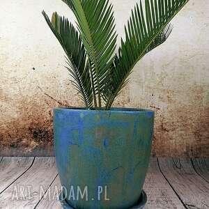 ceramika donica ceramiczna, donica, osłonka, prezent, doniczka, drkoracje