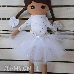 Szmacianka, szmaciana lalka w tutu, szyta, szmaciana, lalka, szmacianka, baletnica