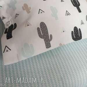 pościel dziecięca coramelli kaktusy - pościel, łóżeczko, tipi