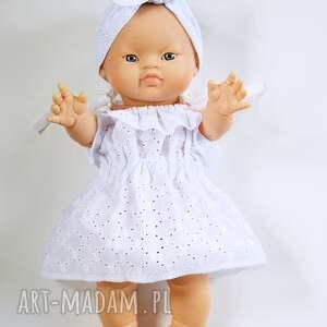 sukienka dla lalki typu paola reina, miniland, minikane, miniland