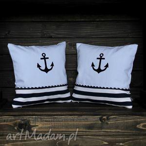 komplet poduszek marine - aleksander, marine, marynasrkie, marynistyczne