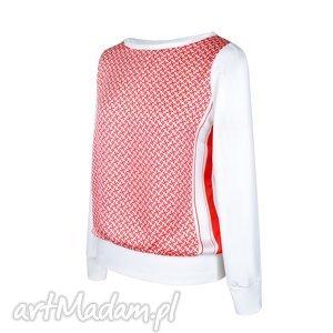 bluza kazaguruma, bluzka, bluza, casual, uniwersalna, motyw, wiatrak, unikalny