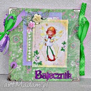 wrzosowisko bajecznik z elfem, bajecznik, bajka, folder, cd, dziecko, elf