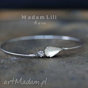 bransoletki aura posrebrzana bransoletka, aura, bransoleta, perełki biżuteria