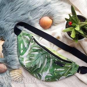 pojemna wege nerka xxl monstera, nerka, plecak, torba, mały plecak