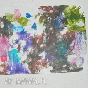 esterka abażur-obraz, nowoczesny obraz, obraz do salonu, abstrakcja