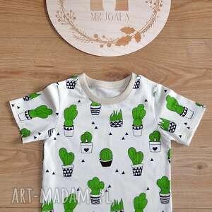 Koszulka dziecięca KAKTUS, nadruk, dlachłopca, dladziewczynki,