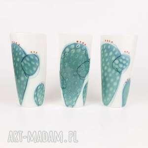 kubek do herbaty - ręcznie malowane, ceramika artystyczna ceramika autorska