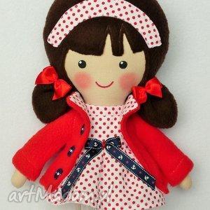 Prezent MALOWANA LALA MARTYNKA, lalka, zabawka, przytulanka, prezent, niespodzianka