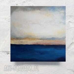 abstrakcja-obraz akrylowy formatu 60/60 cm, obraz, płótno, abstrakcja, kwadrat